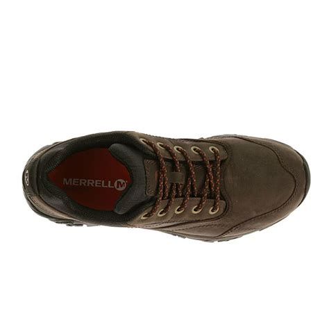 Merrel Running Browm merrell moab rover mens brown vibram waterproof walking