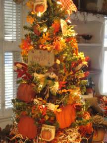 country creations by new autumn thanksgiving tree