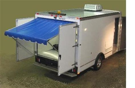 Concession Stand Awning Rv Workshop