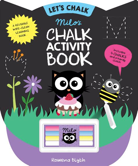 the chalk a novel books milo s chalk activity book giveaway thats me