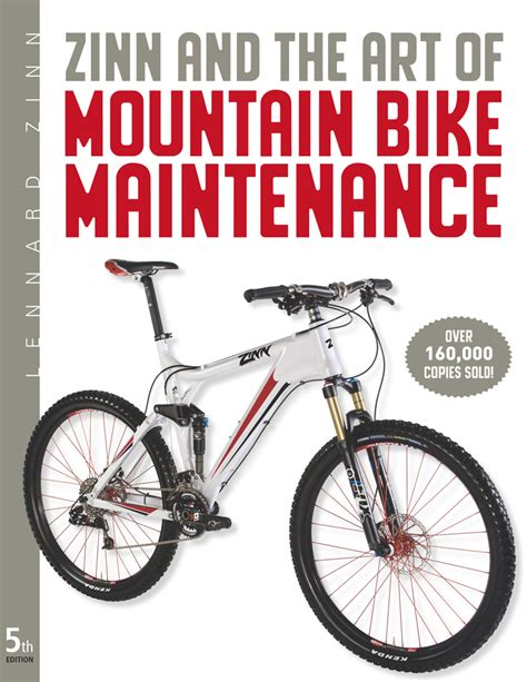 Mountain Bike Maintenance wiggle velopress zinn and the of mountain bike