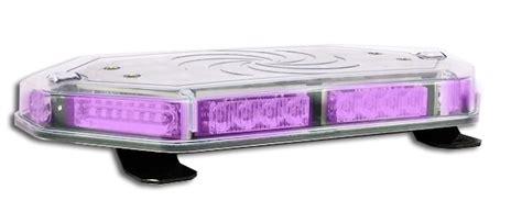 Strobes N More Purple Galaxy Elite Led Lightbar Galaxy Led Light Bar