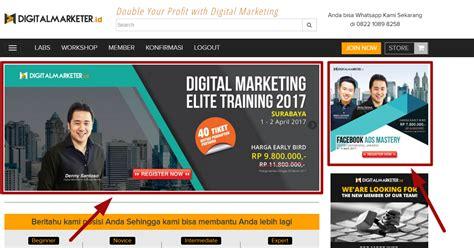 membuat iklan di internet membuat banner iklan yang efektif di website anda