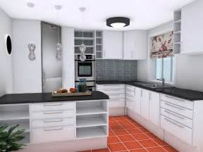 superb All White Kitchen Ideas #1: kitchen-design-idea-white-kitchen-cabinets-island-mix-open-closed-storage.jpg