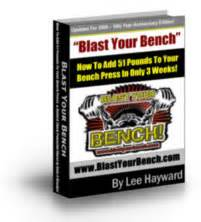 blast your bench blast your bench affiliate page