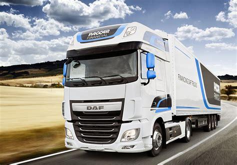 paccar truck new trucks financing daf corporate