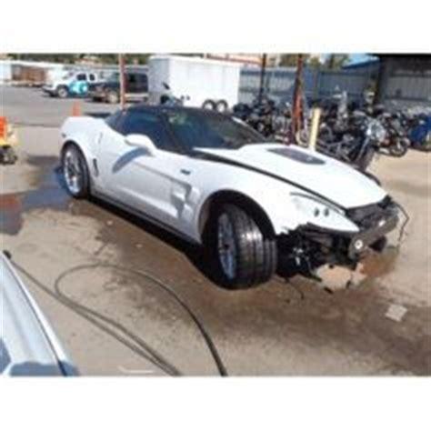 salvaged corvette salvaged wrecked corvettes autos post