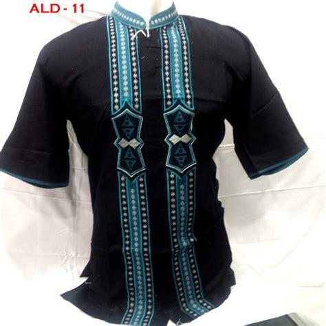 Baju Koko Muslim Pria 16 D model baju koko terbaru fileminimizer jpg foto