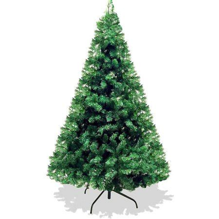 artificial christmas tree legs 6 artificial pine tree with solid metal legs 1000 tips tree walmart