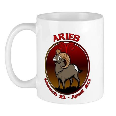 design mug natal aries ram mug coffee cup astrology gifts by aries gift shop