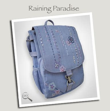 Turn Heads With The Ives Laptop Bag by Raining Paradise Nokhoo Laptop Bags