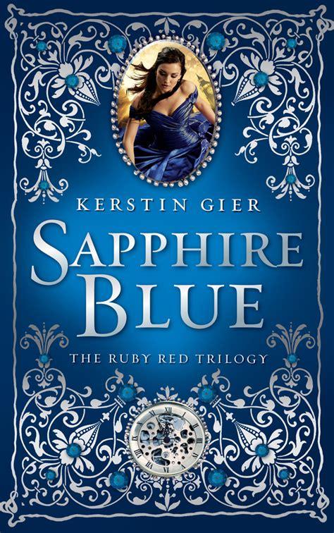 Sapphire Blue review of sapphire blue by kerstin gier rhapsody in
