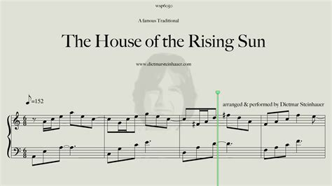 house of the rising sub house of the rising sun chords chordify