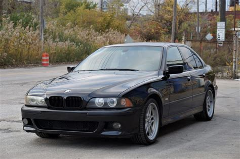 bmw 2003 for sale 2003 bmw 540i m sport 6 speed for sale on bat auctions