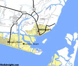 southport carolina map southport vacation rentals hotels weather map and