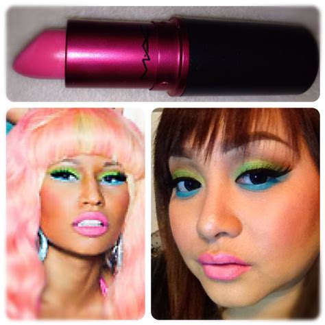 Eyeshadow Viva Pink 13 best images about nicki minaj makeup on
