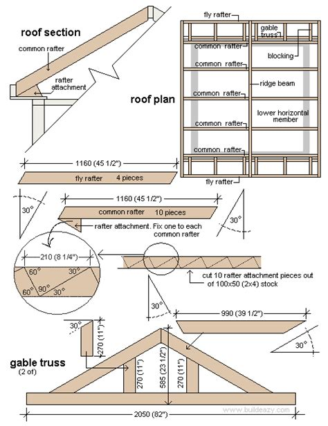 Cupola Design Plans Free Free Playhouse Plans Roof Plan