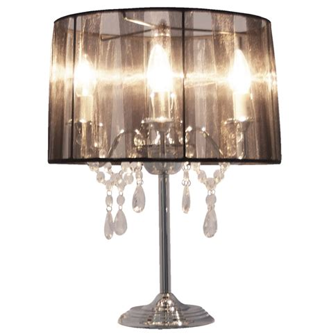 l shade with crystal droplets crystal drop chandelier l shade