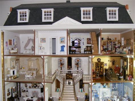 georgian dolls houses my grand georgian dolls house by jazz dolls houses past present