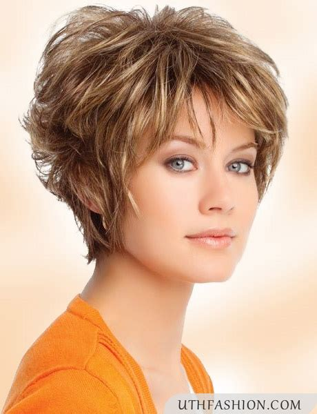 razor cut hairstyles for older women with wavy hair top 12 short hairstyles for older women