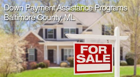 payment assistance programs baltimore county ml