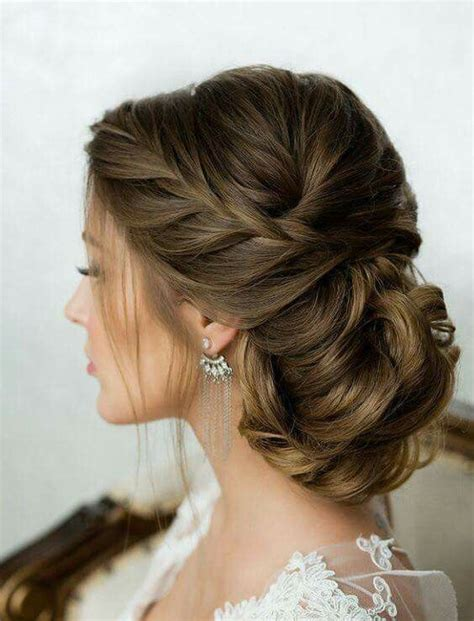 chic braids for your wedding day in south africa 25 best ideas about wedding low buns on pinterest