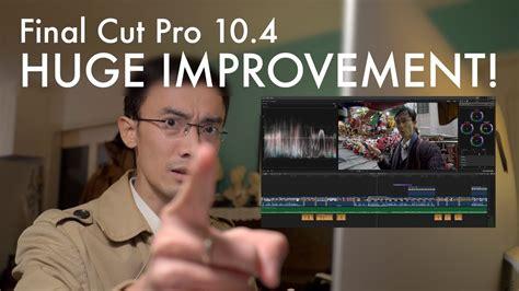 final cut pro tips my colour correct workflow feat new final cut pro x 10 4