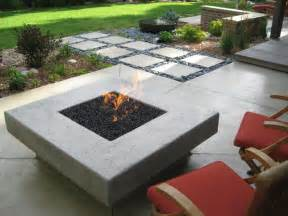 modern pits landscaping in denver
