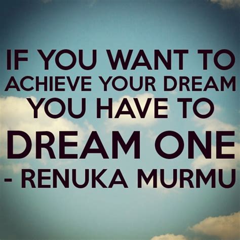 Achieve Your Dreams Quotes