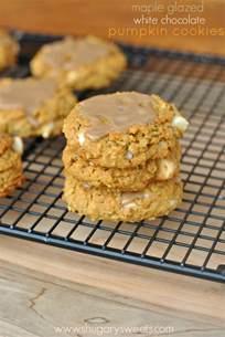 cookies pumpkin pumpkin oatmeal cookies recipe dishmaps
