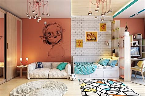 room wall clever kids room wall decor ideas inspiration