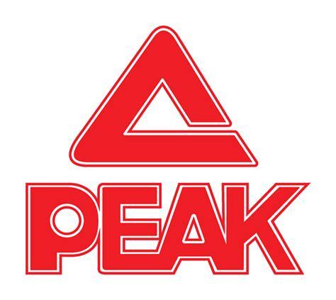 Peak Logo / Sport / Logonoid.com