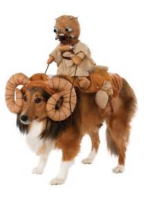 dogs halloween costume bantha pet costume