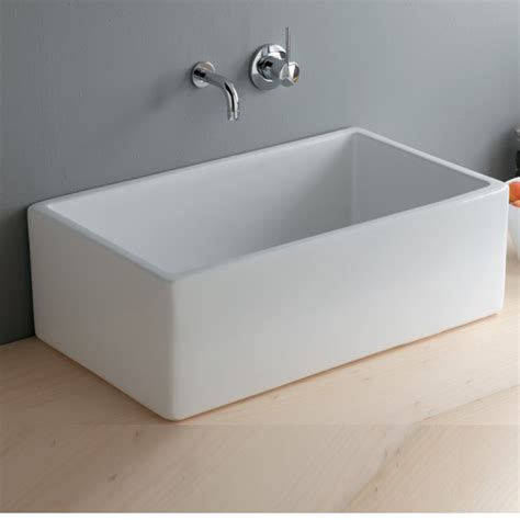 fireclay kitchen sink stella fireclay farmhouse kitchen sink bacera bacera