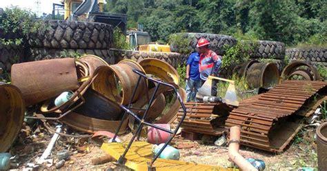 Besi Scrap scrap rongsok besi scrap 150 000 ton kalimantan utara