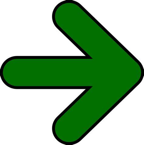 arrow clipart green arrow clip at clker vector clip