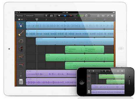 Garageband On Garageband On Your Iphone