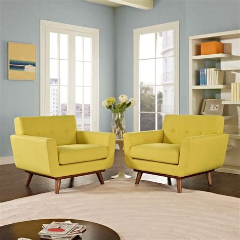Chair Sets For Living Room Best 25 Yellow Chairs Ideas On Yellow Armchair Binfield F C And Midcentury L Sets