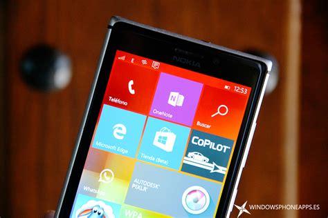 imagenes windows 10 mobile estos son los fondos de pantalla de la build 10162 de
