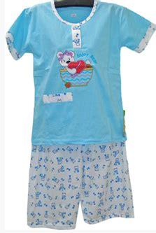 Sale Baju Bayi Perempuan Motif Kucing Polkadot model baju tidur anak perempuan terfavorit tahun ini