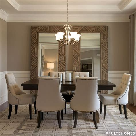 reference  large silver dining room mirror