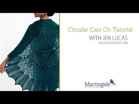 circular cast on knitting circular cast on knitting with jen lucas na