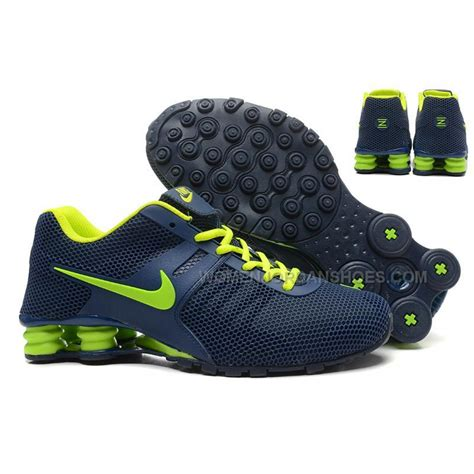 nike shox shoes nike shox 807 black green 2016 new price 75 00