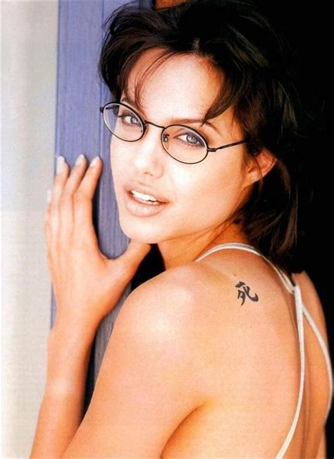 angelina jolie tattoos photos and explanation