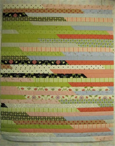 Quilts N Calicoes by 1600 Jelly Roll Quilt Pattern Quilts Patterns