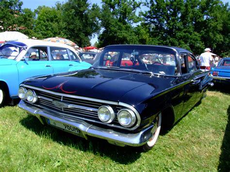 1960 Chevrolet Impala Information And Photos Momentcar