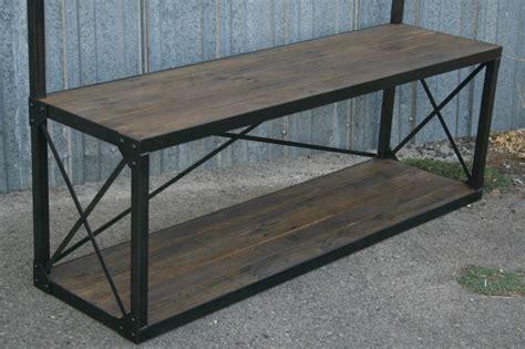 bench suits combine 9 industrial furniture industrial coat rack