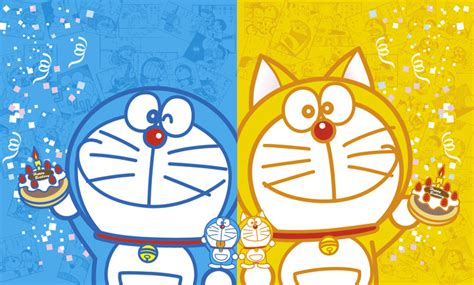 doodle happy birthday doraemon happy birthday doraemon tokyo otaku mode gallery