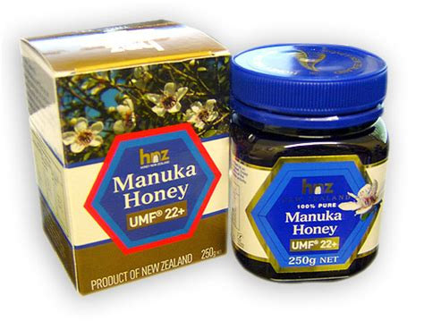 Honey New Zealand Hnz Manuka Honey Umf 5 250gr honey new zealand hnz umf22 manuka creamed honey 250g health delivery