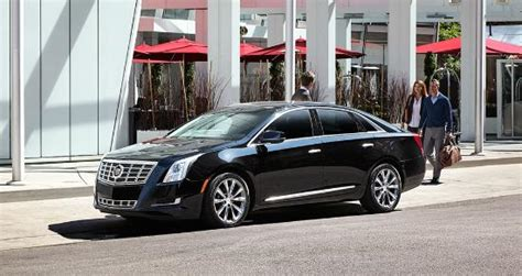 Cadillac XTS   Picture of Automotive Luxury Limo & Car